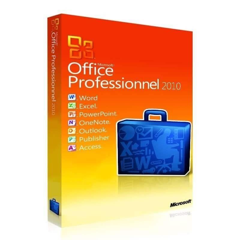 MS Office 2010 Professional Plus Original Key - Genuine ...